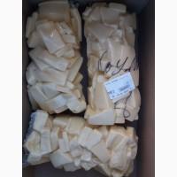 Сырные обрезки свежие, с подходящим сроком, Сырная масса / для переработки и общепита