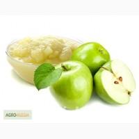 Яблочное пюре 10-12%, 30-32%, 36-38%BRIX Асептик, Сорбированное, Сулифитированное 2016 г