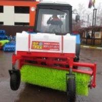 Щеточное оборудование для трактора Беларус-320