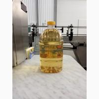 Масло подсолнечное рафинированное-дезодорированное наливом