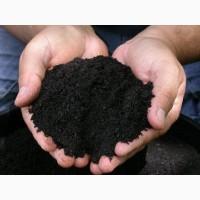 Земля готовая для грядок в мешках по 60 литров