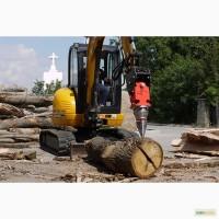 Расщепитель древесины на экскаватор Adler SP 100/130