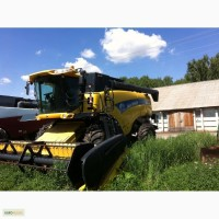 Комбайн зерноуборочный New Holland CX- 8070