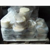 Обезжиренный сыр для дальнейшей промпереработки