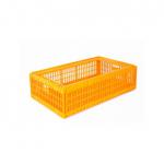 Ящик пластиковый для перевозки живой птицы без крышки