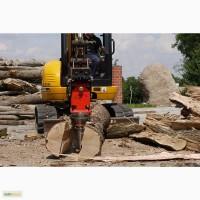 Расщепитель древесины на экскаватор Adler SP 165/200