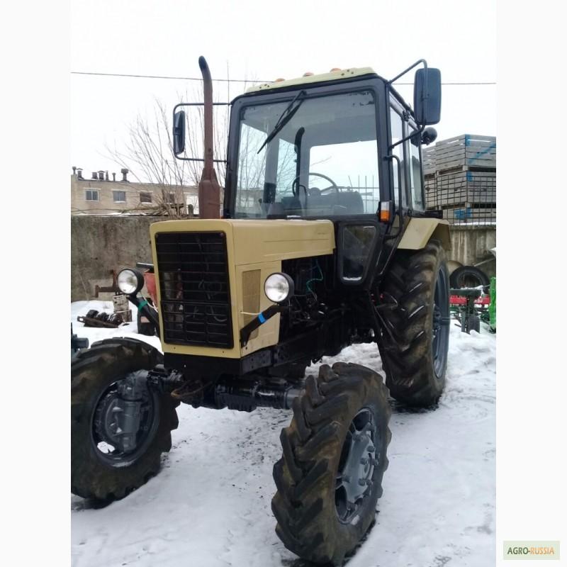 Купить трактор МТЗ 82 в Москве