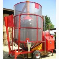 Мобильная зерносушилка Fratelli Pedrotti (ИТАЛИЯ) модель Basic 140