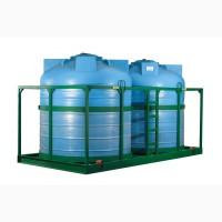"""Емкость Кассета"""" для перевозки воды и технологических растворов 10 м3"""
