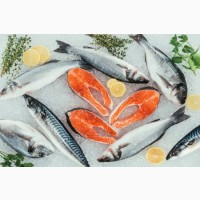 Рыбу, стейки, филе рыбное