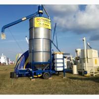 Мобильные зерносушилки SM от производителя DOZAmech (Польша)
