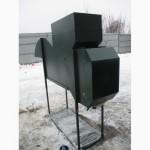Аэродинамический безрешётный сепаратор зерна ИСМ-10