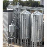 Энергосберегающие поточные зерносушилки STRAHL
