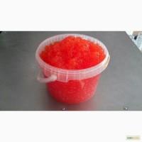 Икра Красная Альгиновая 400 р/кг