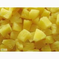 Продам консервированные ананасы, производство Таиланд