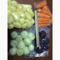 Вакуумированные овощи