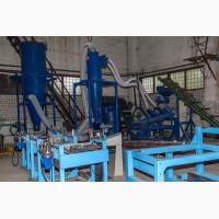 Оборудование для переработки шин в крошку ЛПШ-400