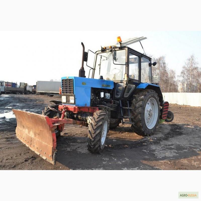 Тракторы МТЗ (Беларус) в России: покупка и продажа, цены.