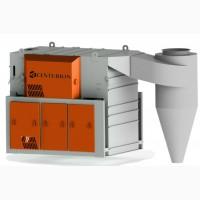 Универсальный стационарный сепаратор для очистки зернового материала SU 20