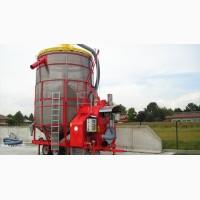 Мобильная зерносушилка Fratelli Pedrotti (ИТАЛИЯ) Large 240