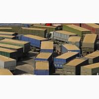 Экспорт пшеницы 4 кл в Иран
