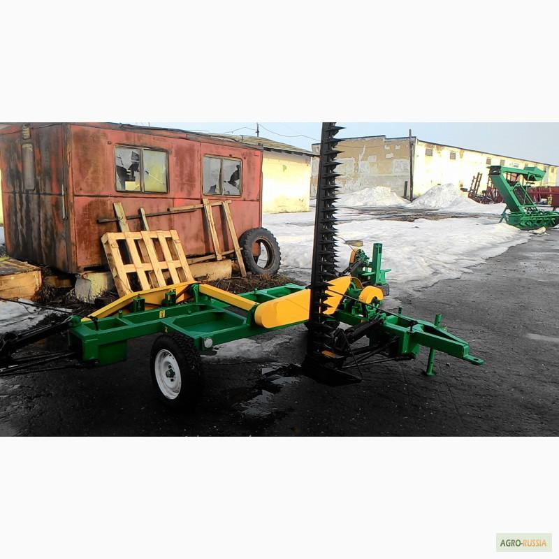 косилка тракторная прицепная