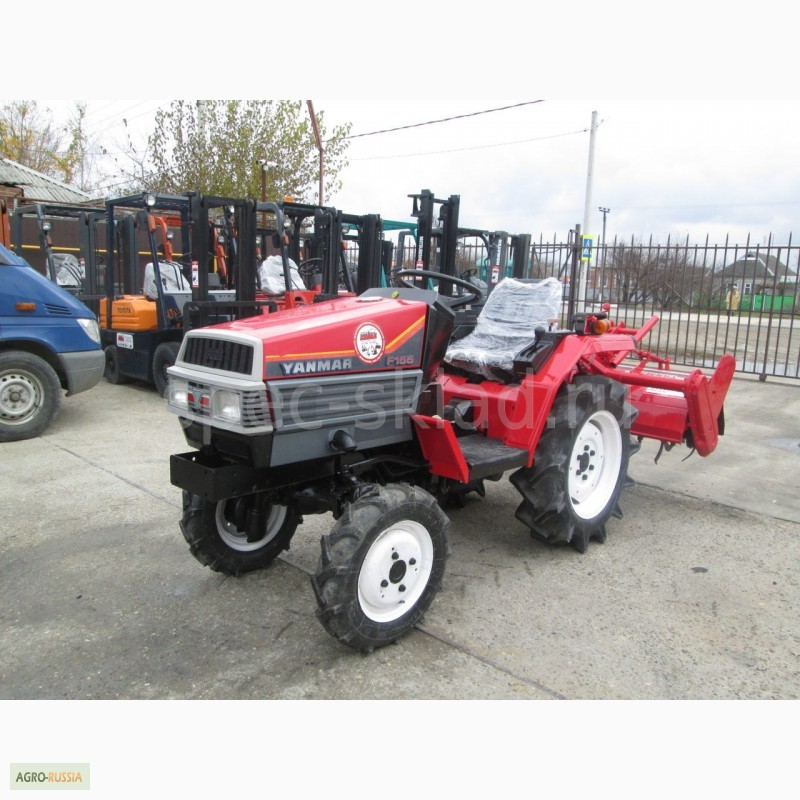 Трактор Уралец 220 с блокировкой