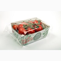 Макро Перфорированная пленка для упаковки зелени и овощей