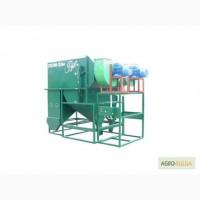 Зерноочистительная машина псм-25(2 фракции) и псм-25м(3 фракции)