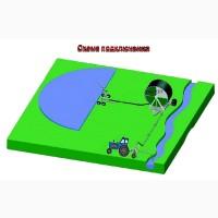Дождевальная машина ПДМ-3000-700-110