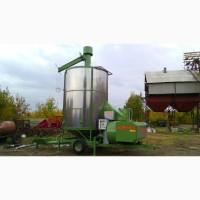 Зерносушилки Agrimec AS900 ВОМ+Электро 15м3