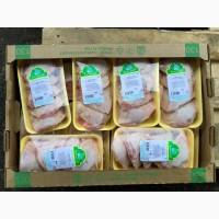 Бедро цыплёнка-бройлера с кожей (лоток ВСП) ПРИОСКОЛЬЕ