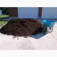 Чернозем на основе 5 компонентов в мешках по 60 литров и навалом