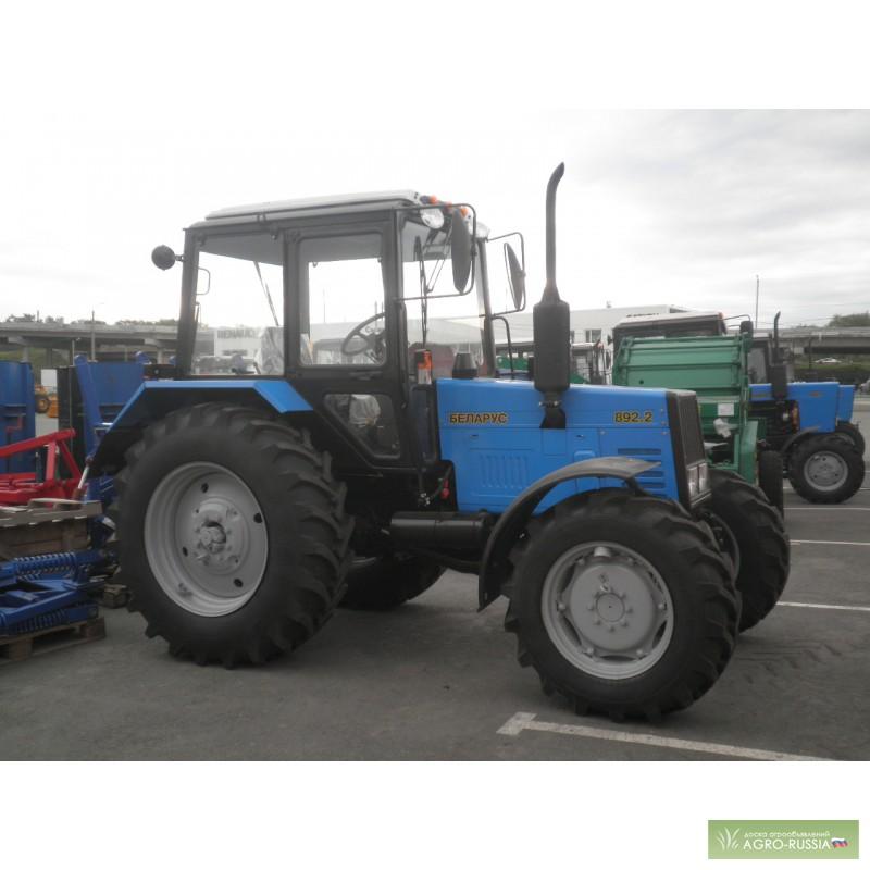 7 объявлений - Продажа б/у тракторов МТЗ с пробегом.