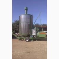 Итальянская зерносушилка AGRIMEC AS900 - 15м3