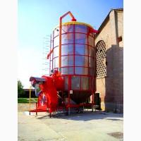 Мобильная зерносушилка Fratelli Pedrotti (ИТАЛИЯ) XL 400