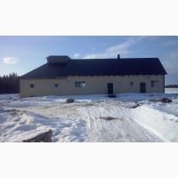 Продам семейную ферму ( поместье ) с 3.5 га земли КФХ