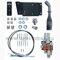 Комплект для установки джойстика на КУН МТЗ 82/80