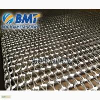 Сетка транспортерная плетеная (сетка стержневая, для туннельных печей, сетка подовая)