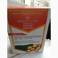 Зенкор-гербицид картофель