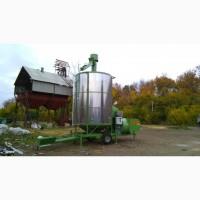 Порционные зерносушилки AGRIMEC AS900 - 15м3
