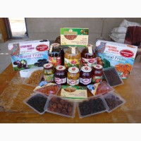 Сухофрукты и консервированные продукты из солнечного Узбекистана от производителей