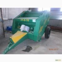 ПРФ-110 Пресс-подборщик рулонный безременный