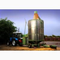 Зерносушилка Agrimec 15м3 - безопасно высушит урожай