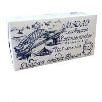 Масло сливочное ГОСТ 72.5, 82.5 фасовка