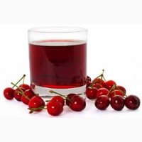 Сок вишневый концентрированный 70 брикс (осветленный)
