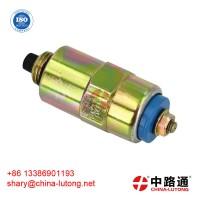 Клапан нагнетательный Denso 146650-1220 Клапан отсечки топлива электромагнитный ТНВД VE