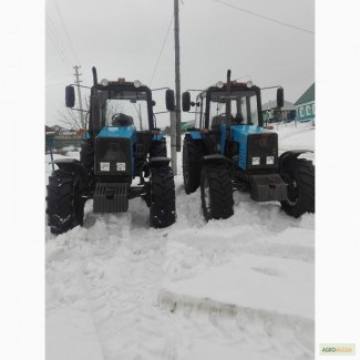 Продам МТЗ 82.1 Беларус (MT-3 82.1 Беларус), 4.85 л., 2013.