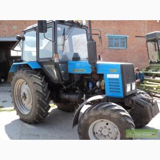 трактор Мтз-82, Тульская область - Спецтехника