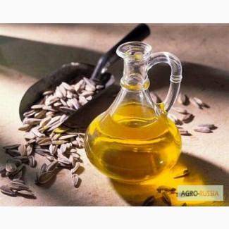 Продаем масло подсолнечное нерафинированное, жмых